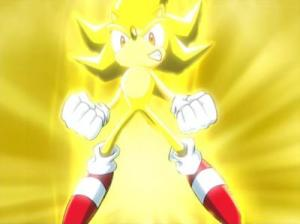 Super Sonic the Hedgehog